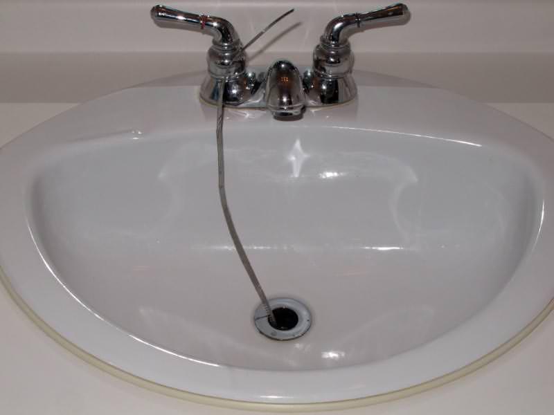 recette pour d boucher un lavabo sans drano