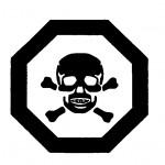 Pictogramme produit poison toxique