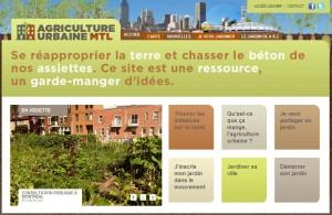 Agriculture urbaine Montréal - jardinage