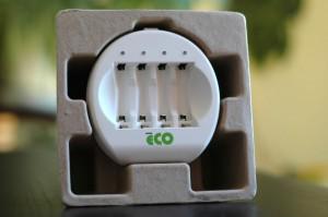 Chargeur de piles alcalines jetables RONA ECO