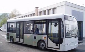 Autobus électrique Midibus DesignLine STM