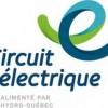 Logo Circuit Électrique - Borne recharge voitures électriques Cégep Saint-Hyacinthe