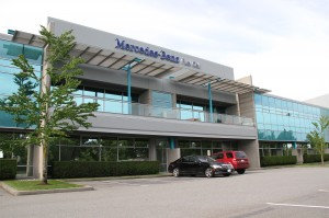 Premiere installation production pile à combustible / pile à hydrogène Mercedes-Benz