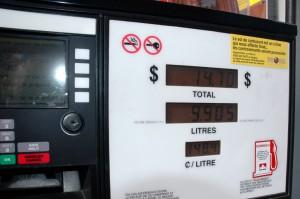 Coût essence semaine en Chevrolet Volt  - essai routier