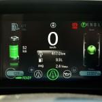 Consommation finale Chevrolet Volt 2012