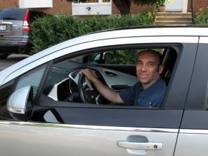 Jean-Claude Cousineau - essai routier de la Chevrolet Volt 2012