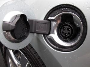Prise recharge chevrolet Volt 2012  - essai routier