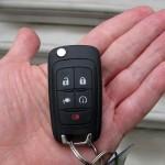 Clé/Télécommande Chevrolet Volt 2012
