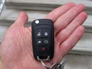 Clé/Télécommande Chevrolet Volt 2012  - essai routier
