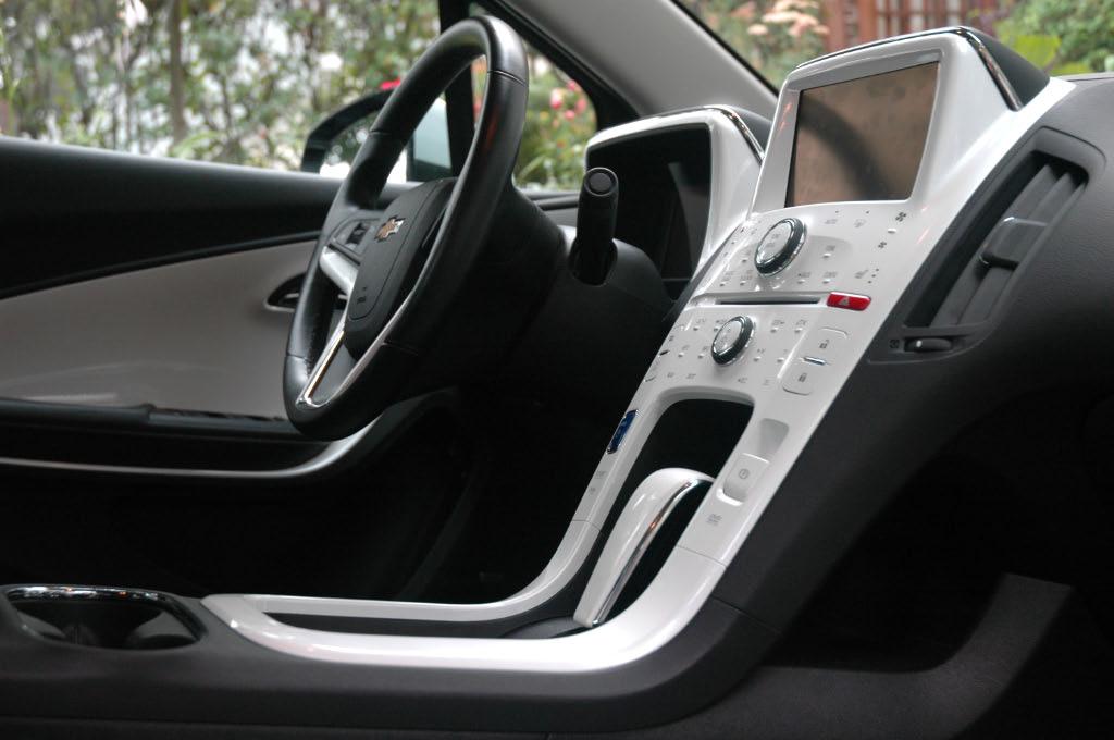 Tableau de bord Chevrolet Volt 2012