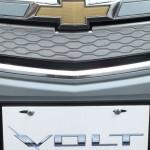 Calandre voiture électrique autonomie prolongée Chevrolet Volt