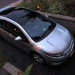 Recharge Chevrolet Volt voyant vert tableau de bord