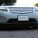Jupe aérodynamique Chevrolet Volt