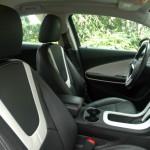 Intérieur Chevrolet Volt siège en cuir