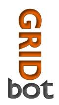 Logo Gridbot - borne recharge voitures électriques