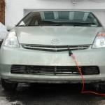 Toyota Prius Chauffe-moteur  - essai routier