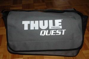 Sac de rangement du sac à bagages de toit Thule Quest 846
