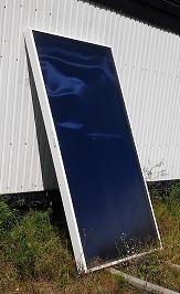Liquidation de panneaux solaires destinés au chauffage de l'air - MC2 Energie