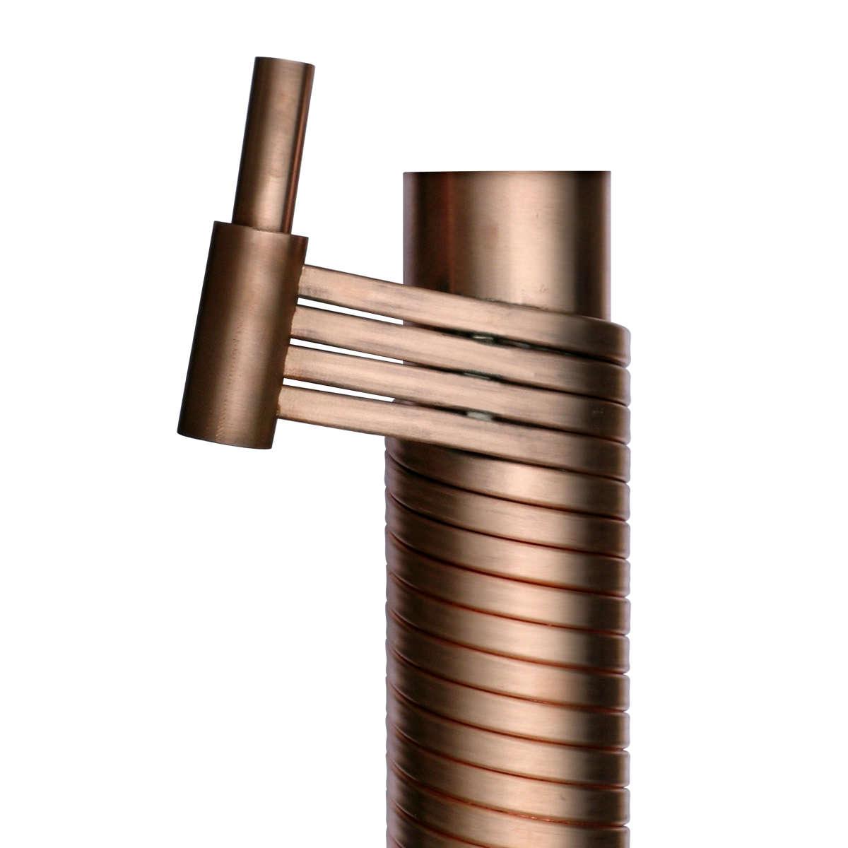 Récupérateur de chaleur des eaux grises / drainage / douche Power-Pipe