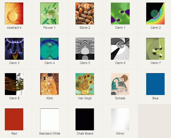 Choix d'images verticales pour les cadres chauffant à infrarouge Redwell
