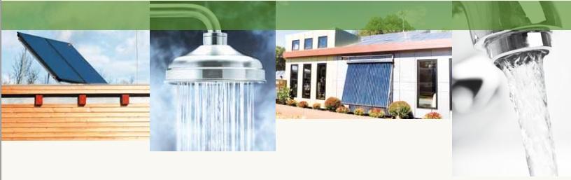 Entete rapport étude chauffe-eau solaire au Québec