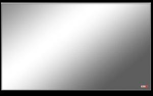 Miroir chauffant à rayonnement infrarouge Redwell