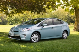 Toyota Prius hybride rechargeable 2012