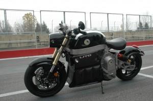 SORA LITO Green - moto électrique fabriquée au Québec