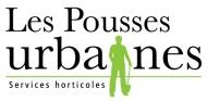 logo - Pousses urbaines - services horticoles