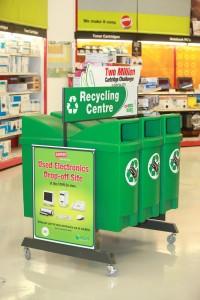 Bureau en Gros - Résultats initiatives développement durable 2012