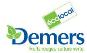 Logo Demers - productions horticoles