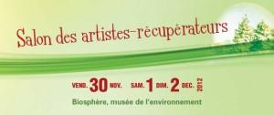 Salon des artistes-récupérateurs 2012