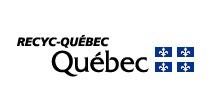Logo Recyc-quebec : étude consigne canette boissons gazeuses 5 sous