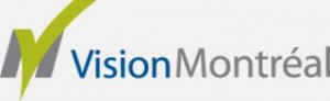Logo Vision Montréal - Plan action canopée verdissement