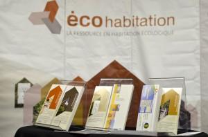 Rénovation Écohabitation - kiosque Salon Habitat Ville et Banlieue