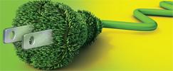Fiche électrique énergie verte