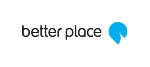 Logo Better Place - station échange batterie pour voiture électrique