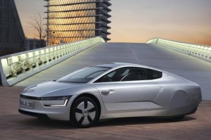 Volkswagen XL1 - Photo fournie par Volkswagen