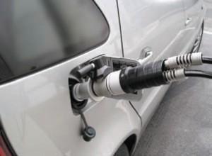 Remplissage réservoir voiture à pile à combustible à hydrogène