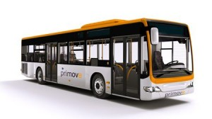 Recharge par induction Bombardier Primove