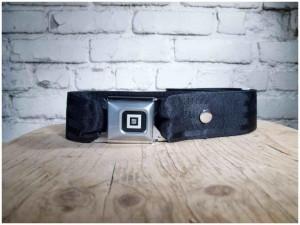 Ceinture recyclée Chikiboom - ceinture sécurité voiture GM