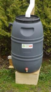 Fonds IGA - Distributions de barils récupérateurs d'eau de pluie 2013