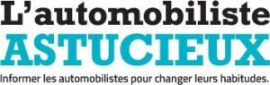 Logo guide Automobiliste astucieux - guide contenant des trucs pour économiser de l'essence