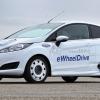 Vidéo de la Ford Fiesta à moteurs-roues