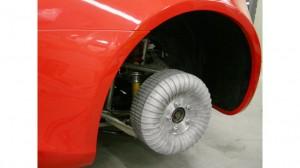 In-wheel motor moteur-roue Franhofer