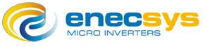 Logo Enecsys fabricant micro-onduleur panneaux solaires photovoltaiques