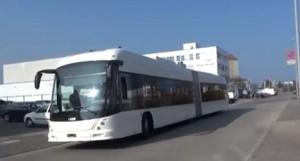 Systeme ABB TOSA biberonnage autobus electrique