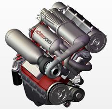 Moteur deux temps diesel - Achatespower