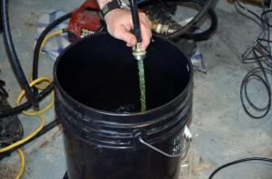Nouveau propylène glycol chargé dans le système de chauffe-eau solaire