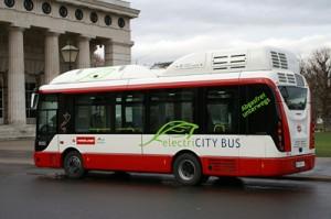 Autobus électrique Siemens Rampini Vienne Autriche